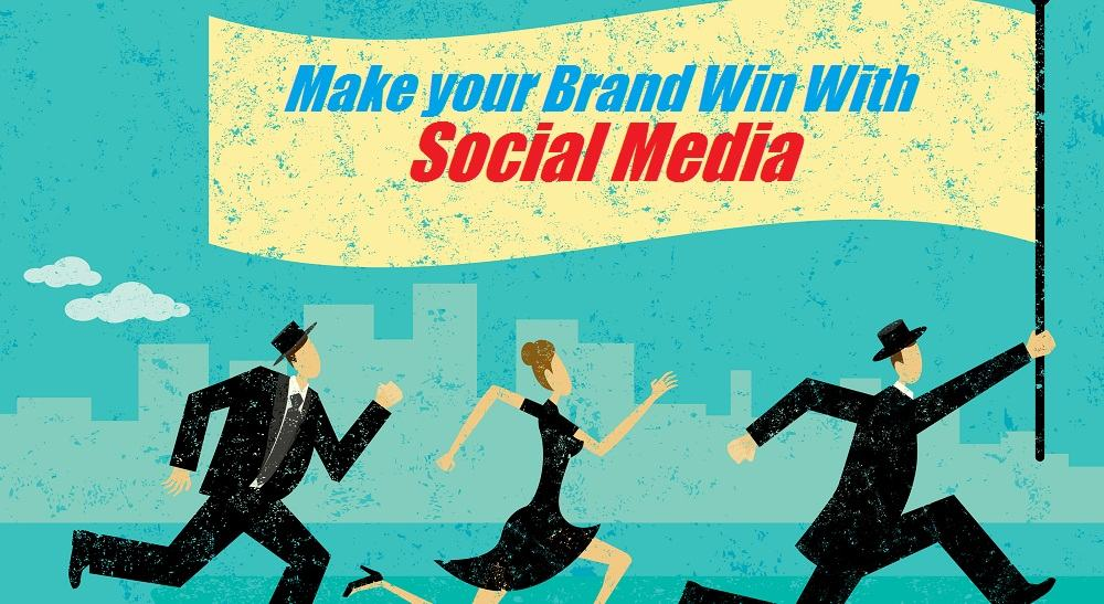 Make your brand win with social media