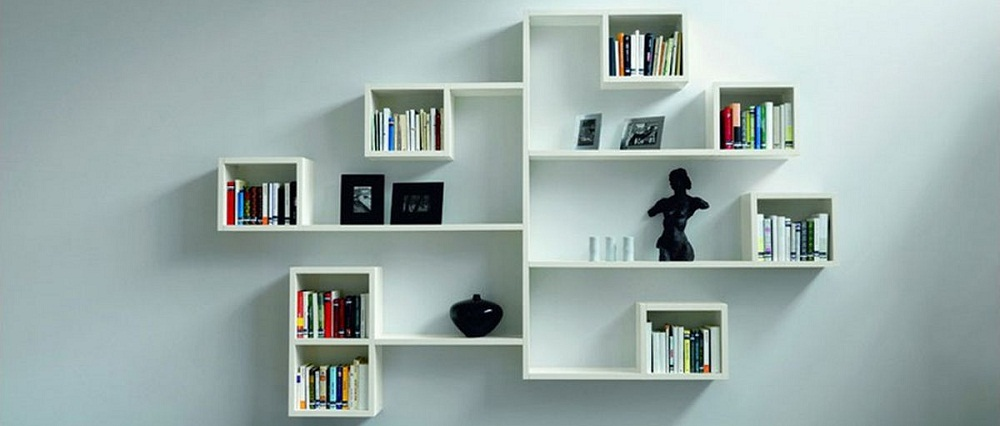 put up some shelves