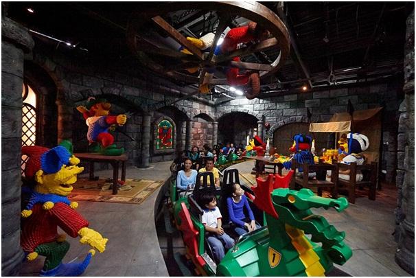 Legoland Dubai Rides