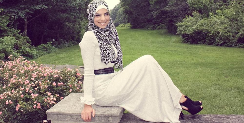 Shiny Hijabi Maxi Dresses