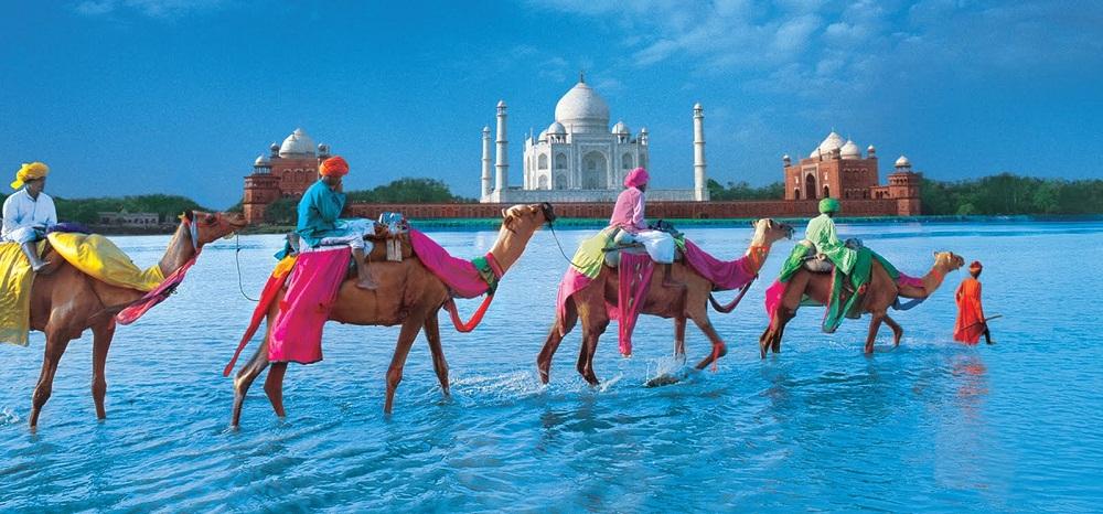 Tajmahal India