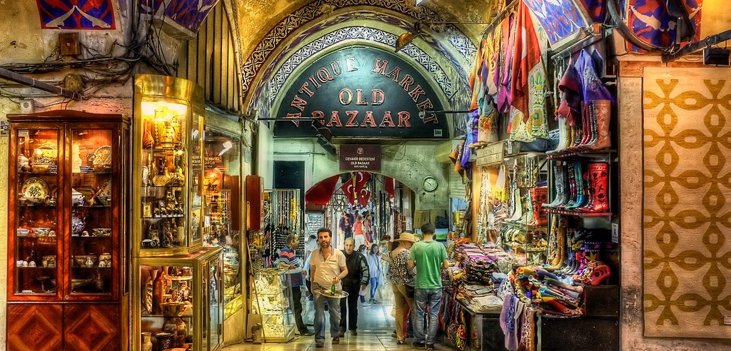 Most popular bazaars in India