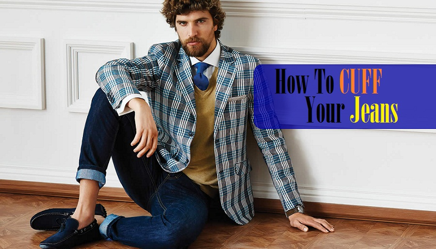 Rules for rolling your jeans
