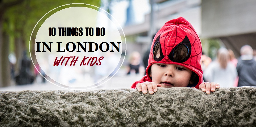 Days Out With Kids – Great Adventure Travel Place For Kids In London