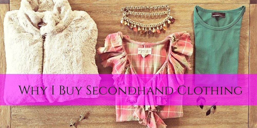 Can You Look Glamorous in Second Hand Clothing?