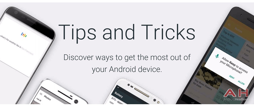 android-tips-and-tricks