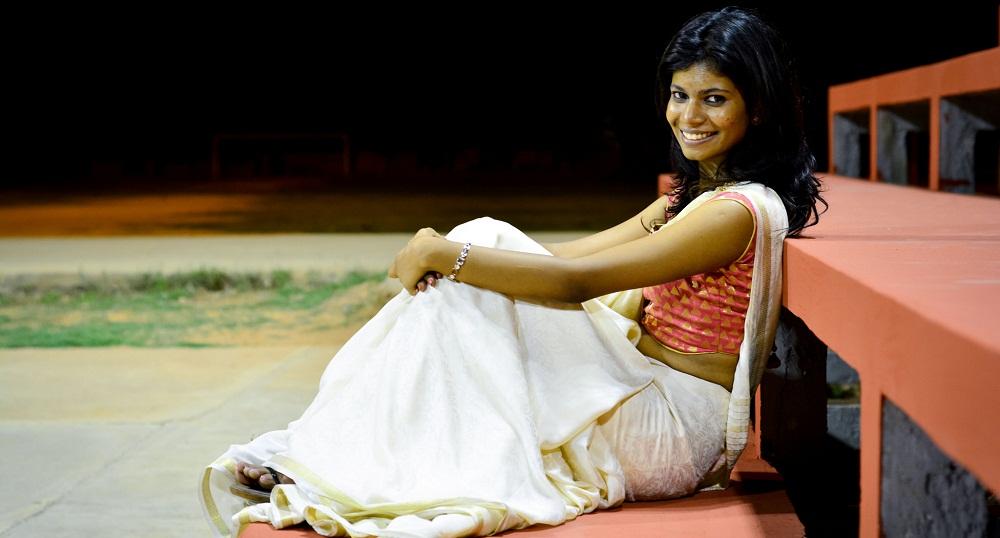 Saree in western life