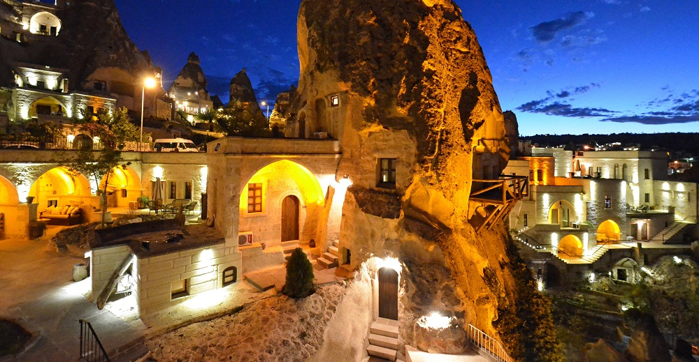Cappadocia Cave Hotel & Spa