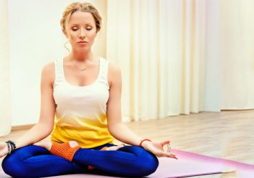 Meditation Poses Alternative Treatment Methods for the Depressed Patients.