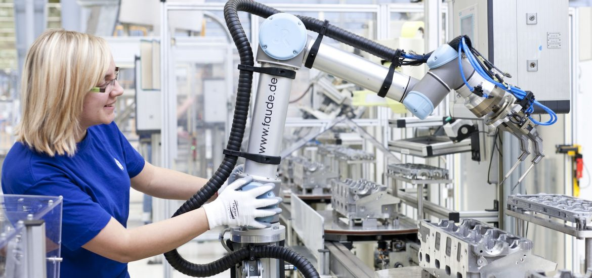 Automation Robotics – An advancement in technology