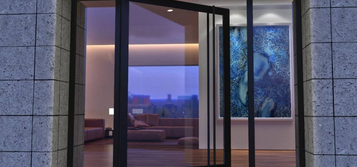 Why and Where to Use Glass Doors In Your Home