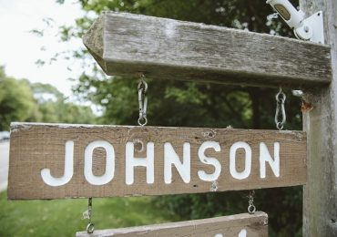 Personalized Wooden Name Signs – A Perfect Gift
