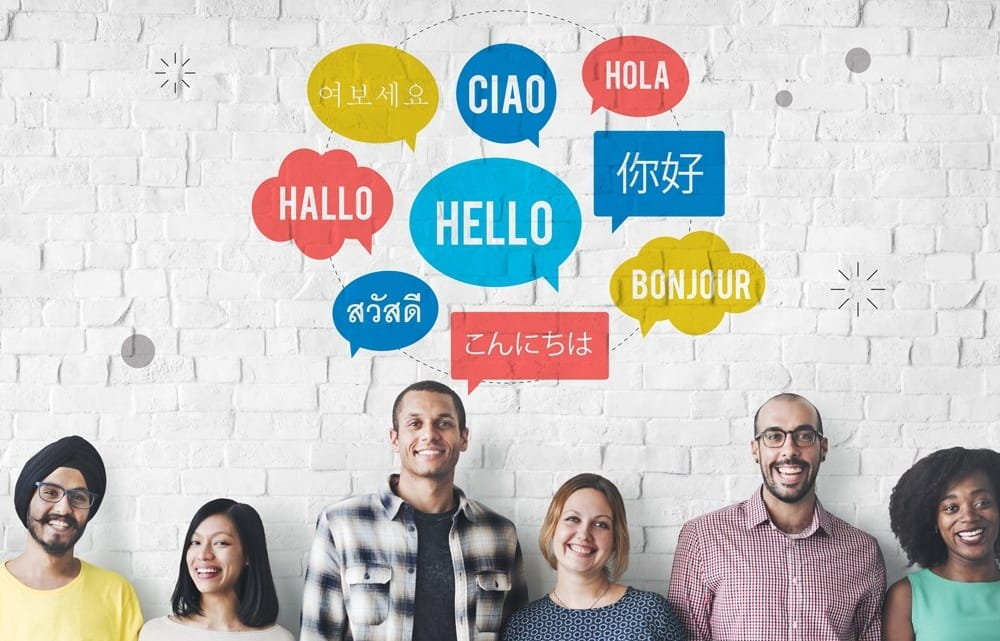 Foreign Language Speaking Skills