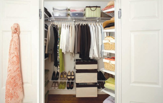clean your closet