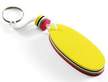 floating keychain