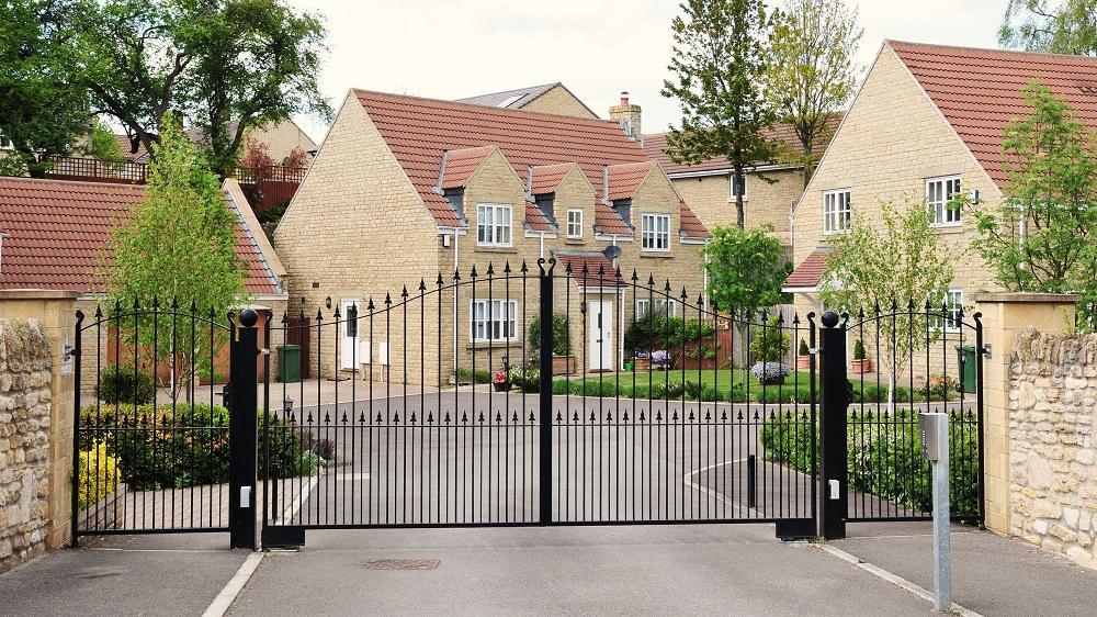 home-gates
