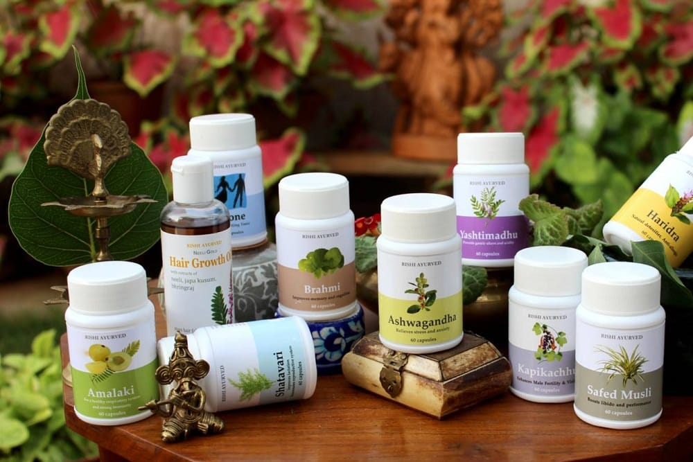 Ayurvedic Pharma in India
