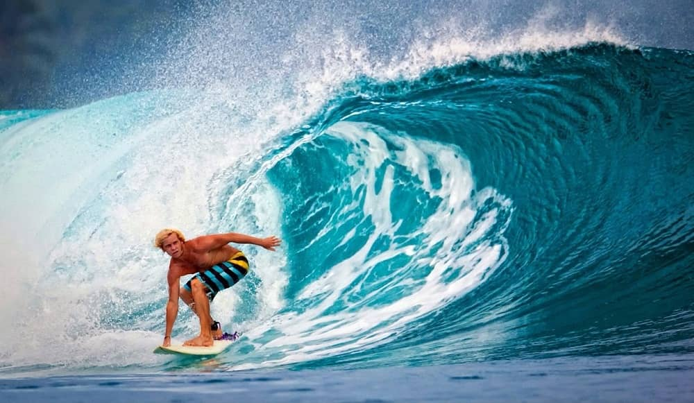 Best surfing beaches in the world