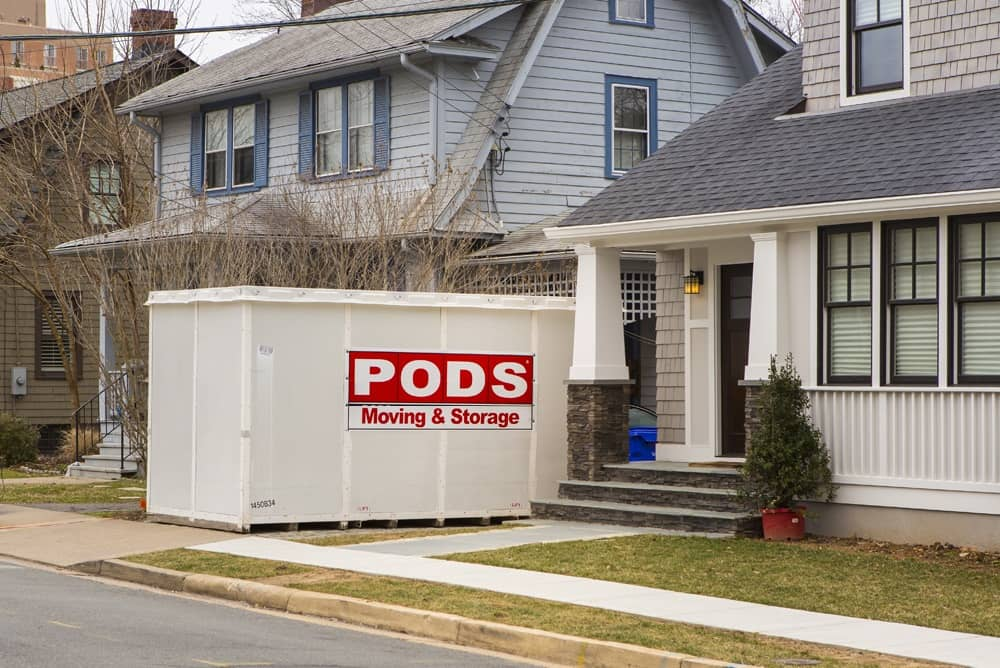 What are Storage POD Units