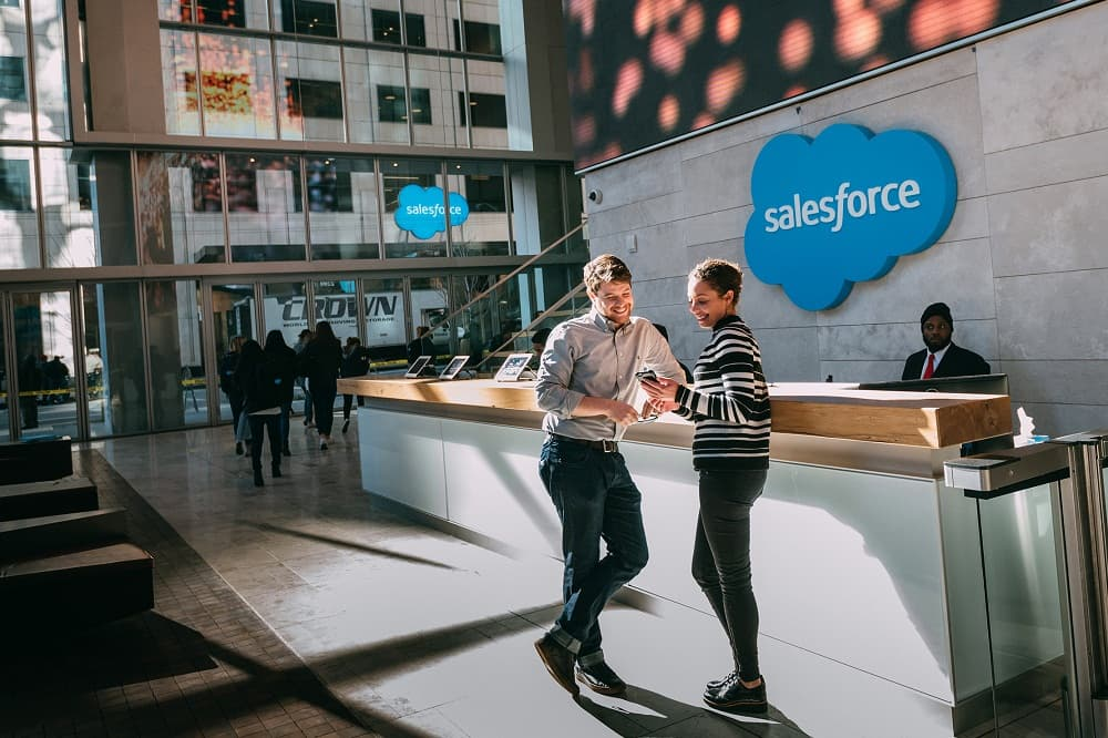 Salesforce 2018 for small business