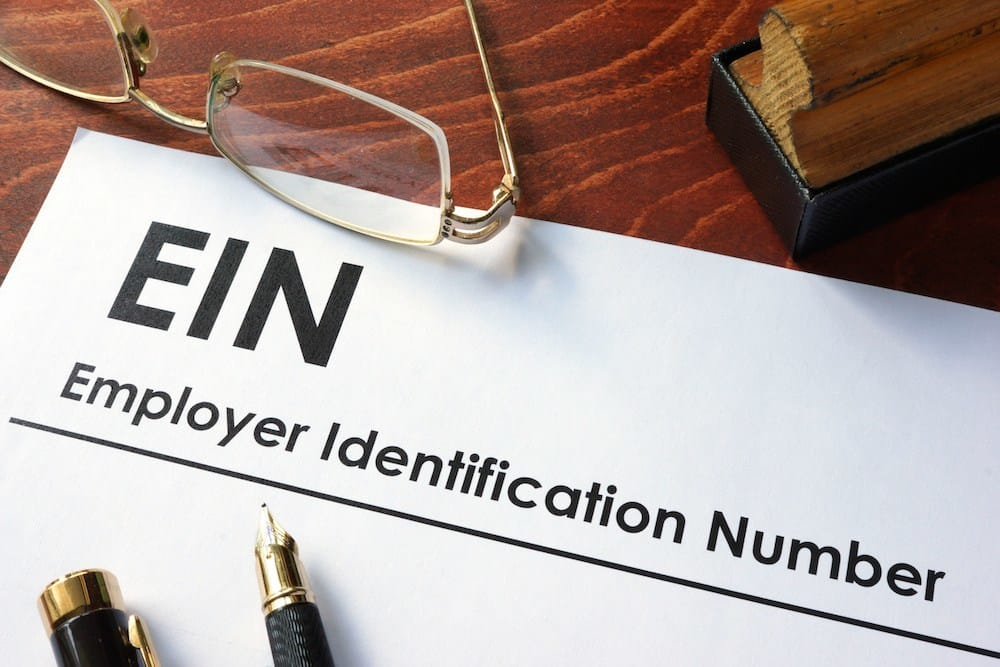 What is an (EIN) Employer identification number for an employer