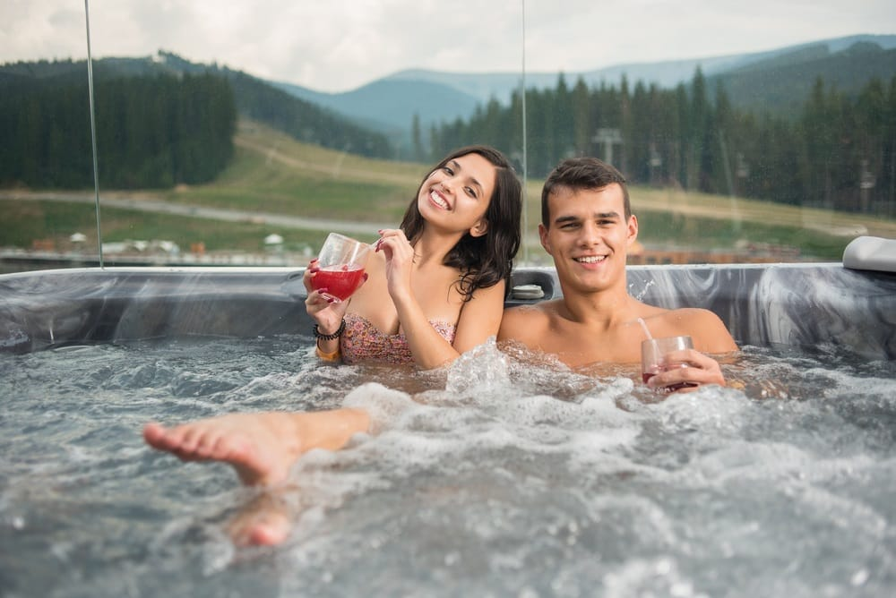 What to look for when buying a hot tub