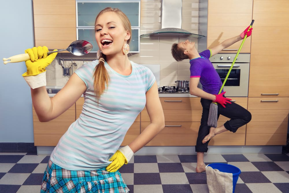 How to keep house clean and beautiful , How to keep your house clean and organized