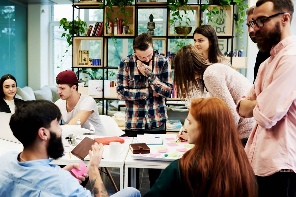 Employee-centric workplace, Employee-centric company culture