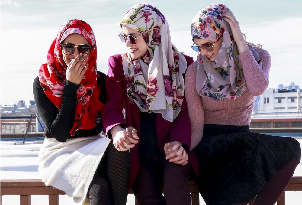 Hijab fashion style, Hijabis fashion for over 40