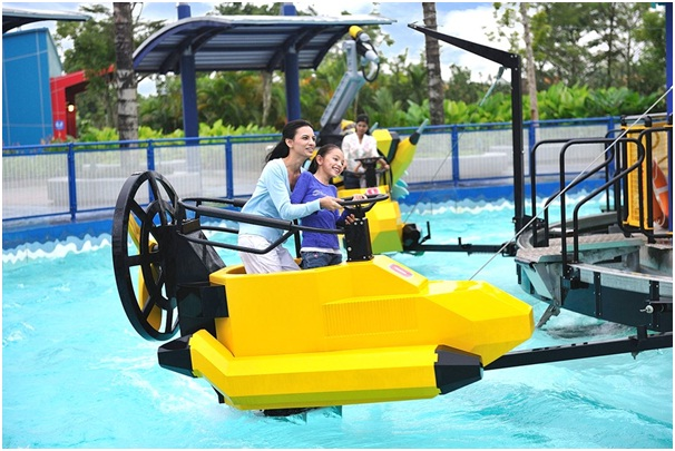 LEGO® themed rides