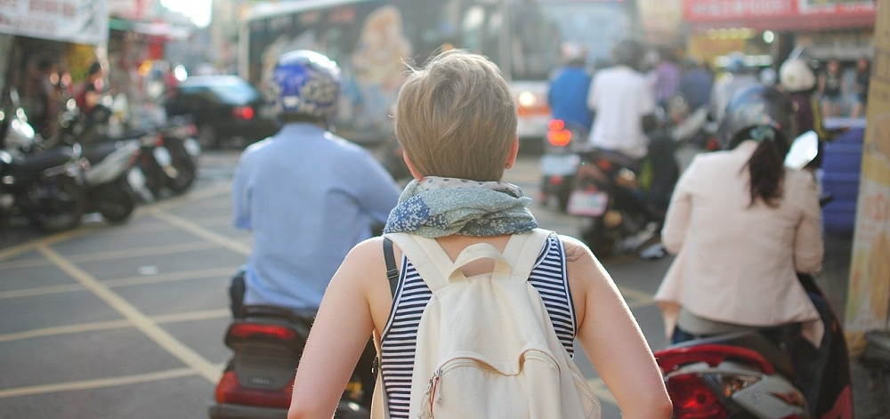 skills you will learn when traveling