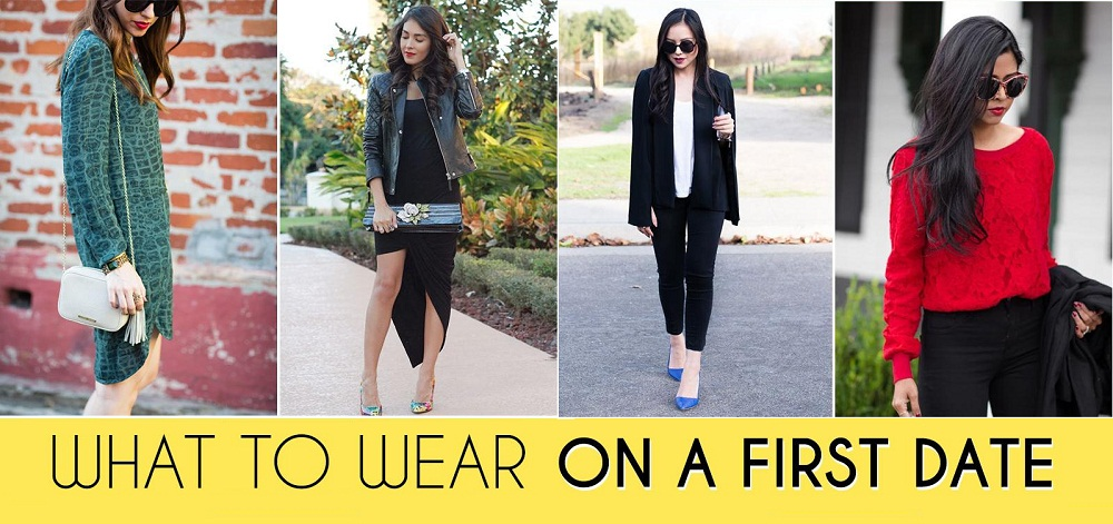 Girl's Style Guide How to Dress for a First Date