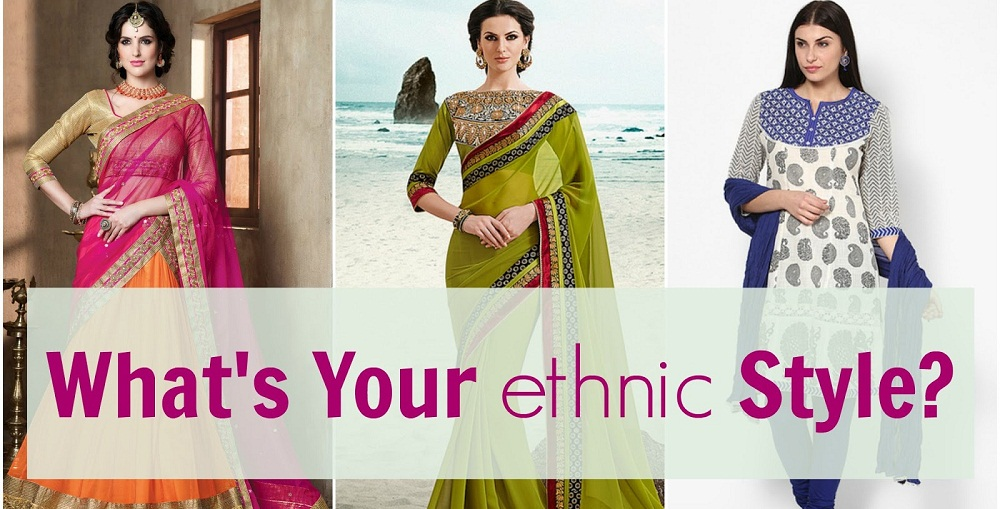 Latest Ethnic Fashion Fads For Women And Men