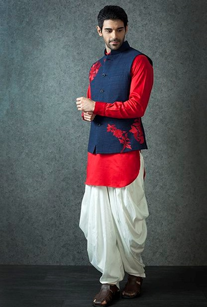 The Dhoti is Back