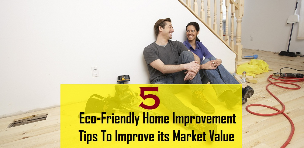 5 Simple Tips to Make Your Home Eco-friendly and Improve its Market Value