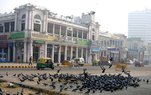 Connaught Place, New Delhi