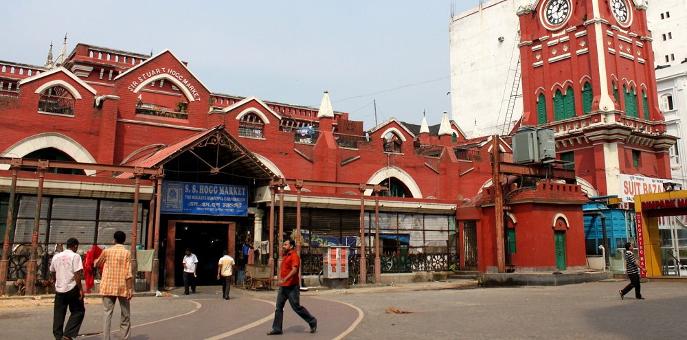The New Market, Kolkata