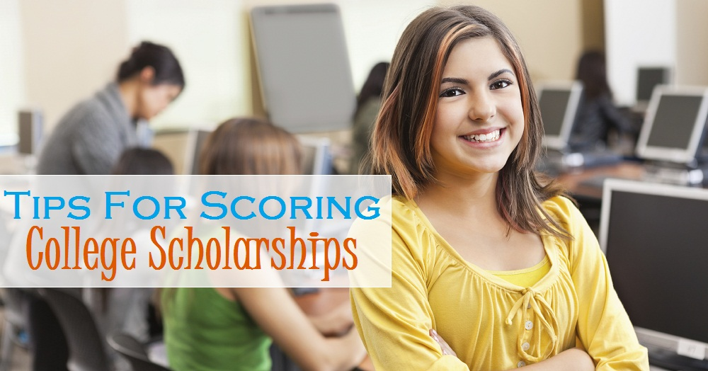 Tips for applying for scholarships