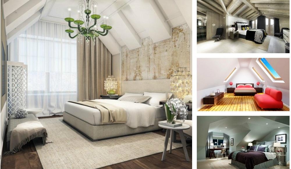 turning attic into bedroom