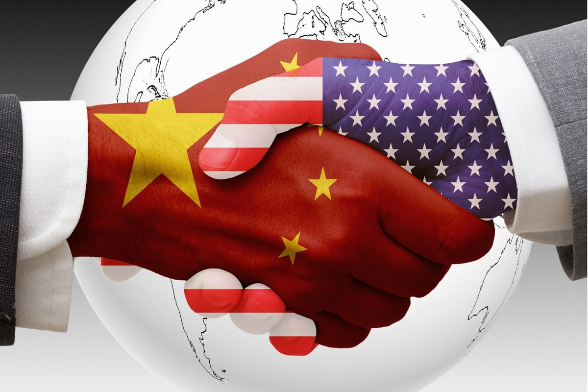 US and China business relations