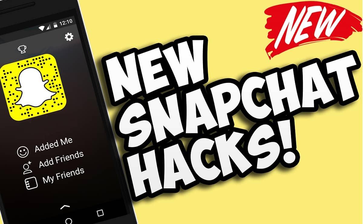Snapchat's Hacks