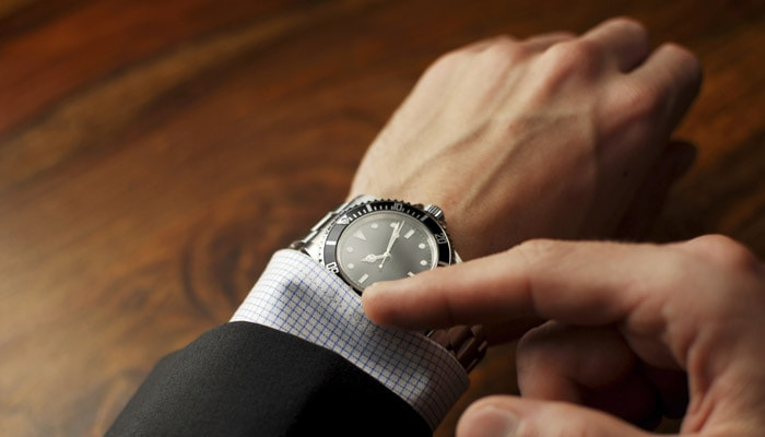 men adornments watches