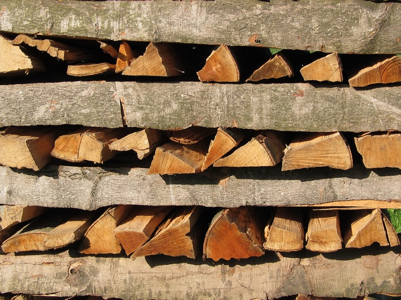 your firewood