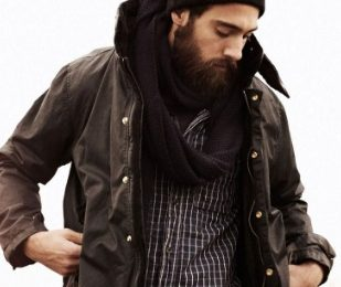 The Gypsy Look scarf men