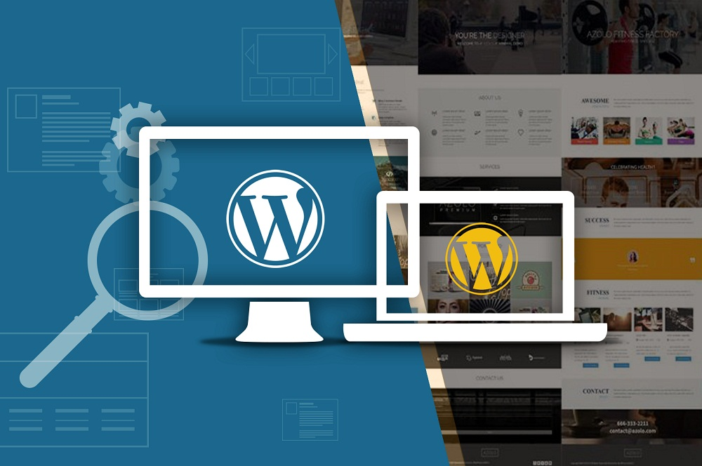 Business Website With WordPress