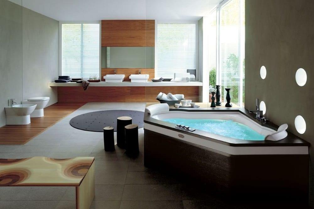A Classy Bathroom