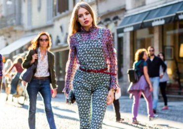 Streetwear womens fashion trends