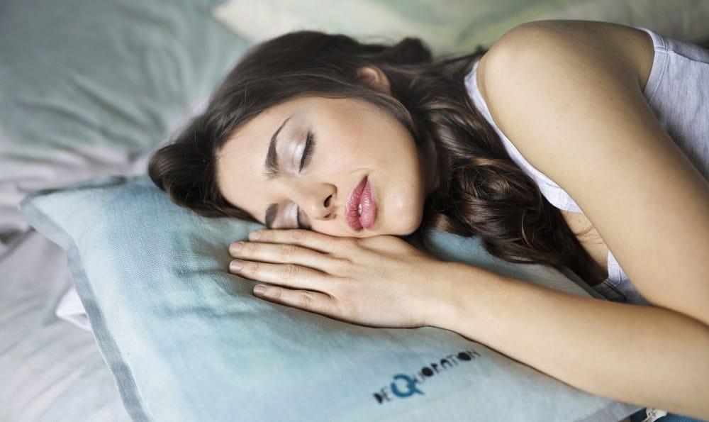 Sleep well to keep your brain young