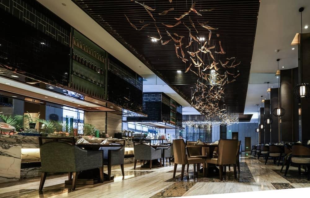 Professional restaurant interior designer