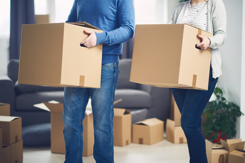How to pack a house for moving checklist